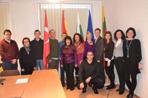 Panevėžys, Lietuva. DECO susitikimas