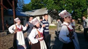 7 susitikimas Kuresarėje, Estijoje 2015 06 03-07
