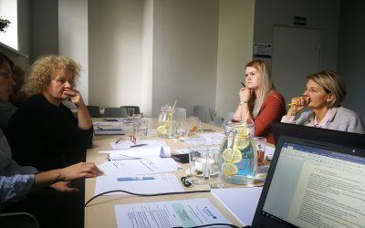 """Įvyko ketvirtasis projekto """"Užimtumas ir verslumas be sienų (BEE)"""" susitikimas"""