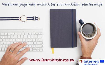 Nemokami verslumo mokymai